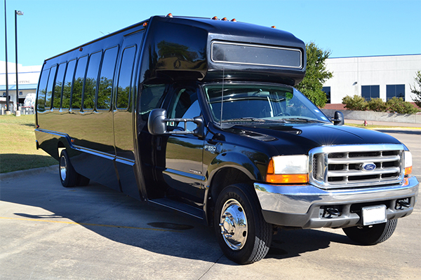 15 Passenger party bus Hoover