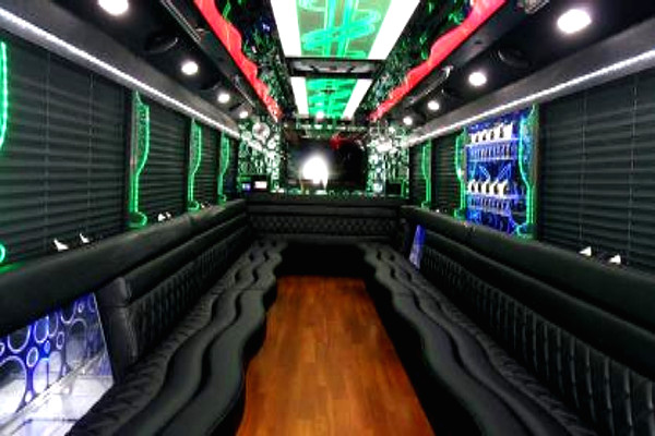 20 passenger party bus 1 Hoover