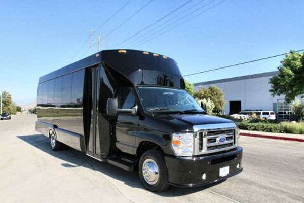 20 passenger party bus Hoover