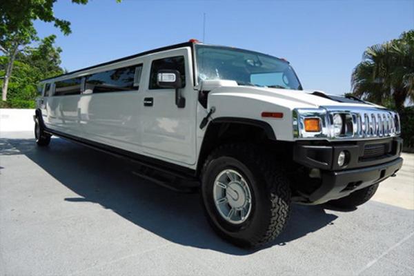 Hummer Hoover limo rental