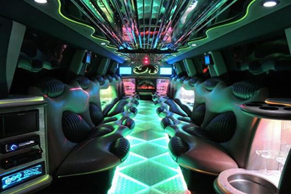 Hummer limo rental Hoover