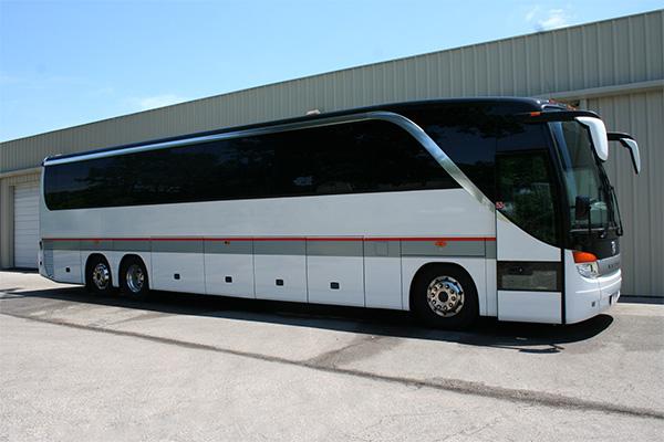 Hoover 56 Passenger Charter Bus